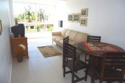 Apartamento com suite para aluguel em Torres