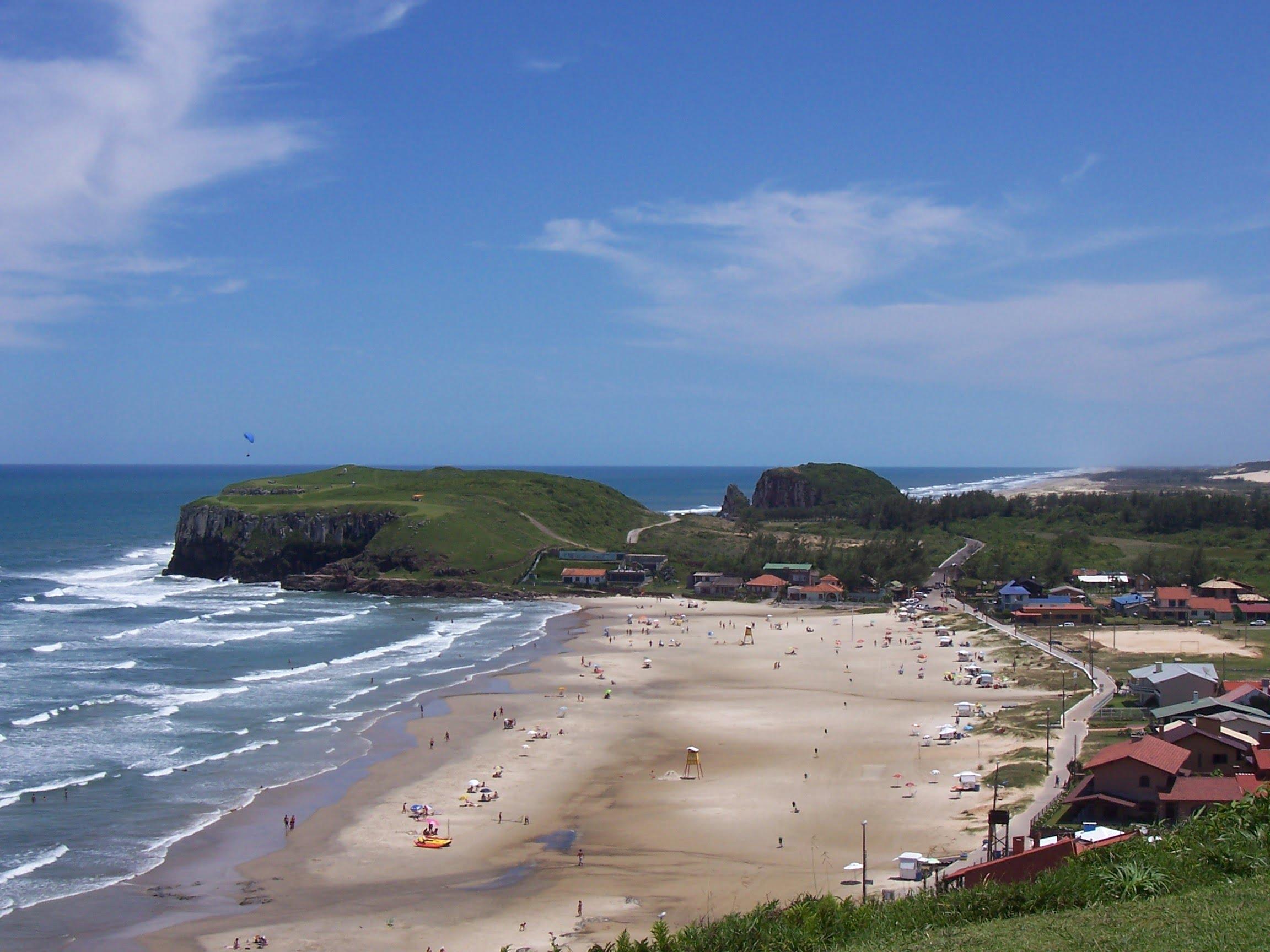 Fotos da praia de torres 3