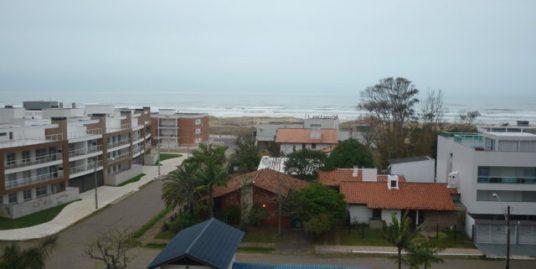 Apartamento para alugar frente ao mar em Torres