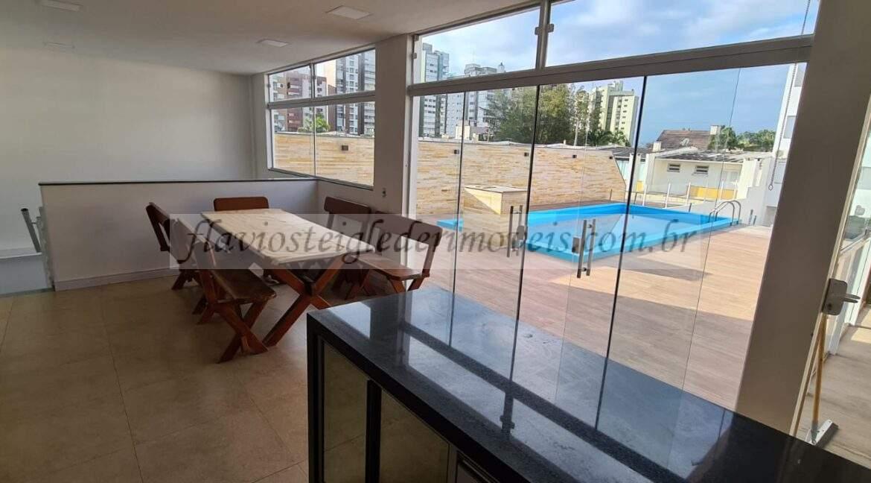 Ótimo apartamento para alugar na Praia Grande em Torres/R